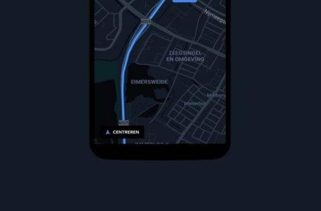 Google Haritalar karanlık mod sunuyor!