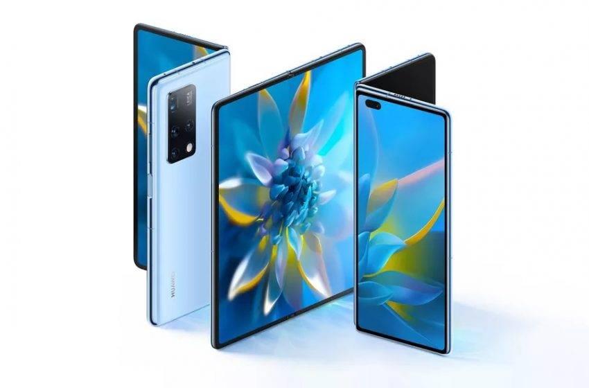 Huawei Mate X2 tanıtıldı! İşte fiyatı