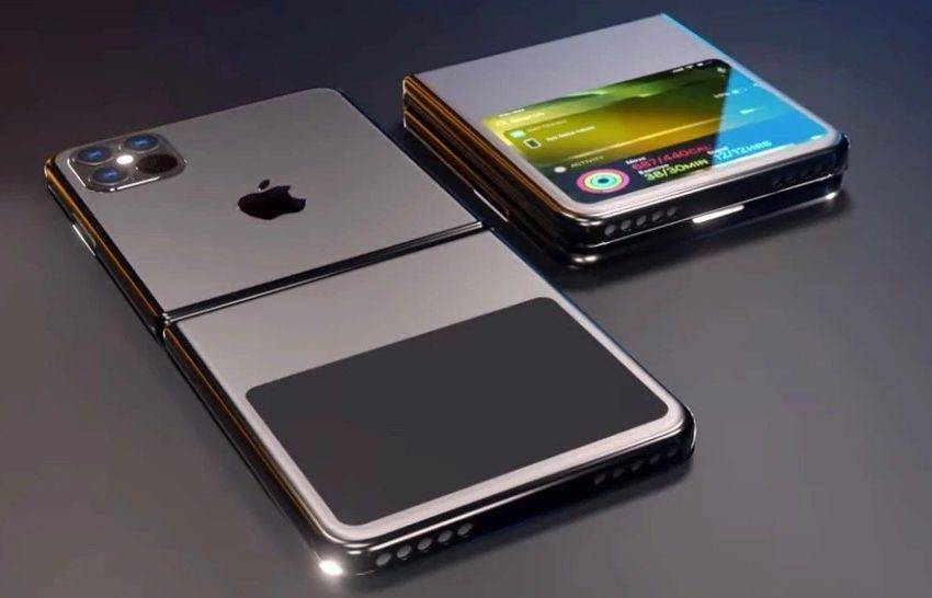 Katlanabilir iPhone modeli kalem desteği sunabilir