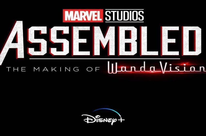 Kamera arkası belgesel serisi Marvel Studios Assembled başlıyor