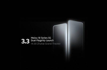 Meizu 18 serisi özellikleri ortaya çıktı