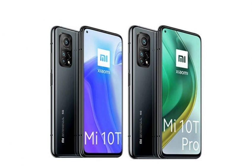 Xiaomi Mi 10T ve Mi 10T Pro Android 11 güncellemesi alıyor