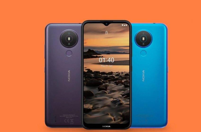 Nokia 1.4 tanıtıldı! İşte fiyatı ve özellikleri