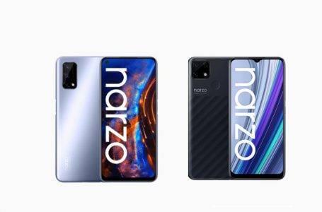 Realme Narzo 30A ve Narzo 30 Pro 5G tanıtıldı! İşte fiyatları
