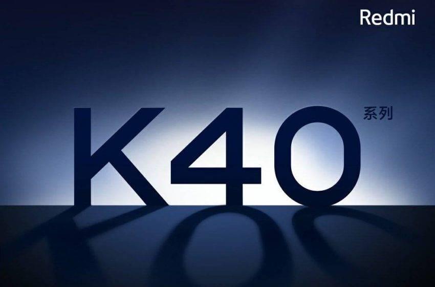Redmi K40 kamera tasarımı ortaya çıktı