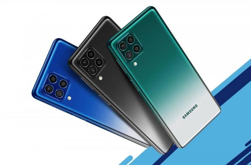 Samsung Galaxy F62 tanıtıldı! İşte fiyatı