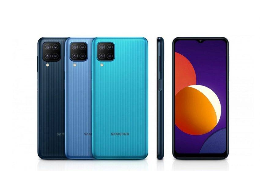 Samsung Galaxy M12 tanıtıldı! İşte özellikleri