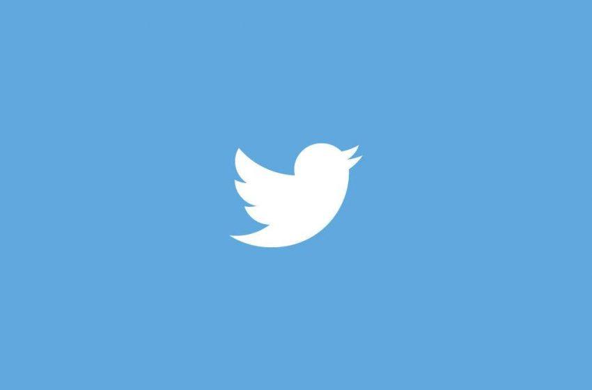Twitter sağcı bir oluşumu daha engelledi