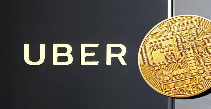 Uber kripto para ile ödeme alma yolunda!