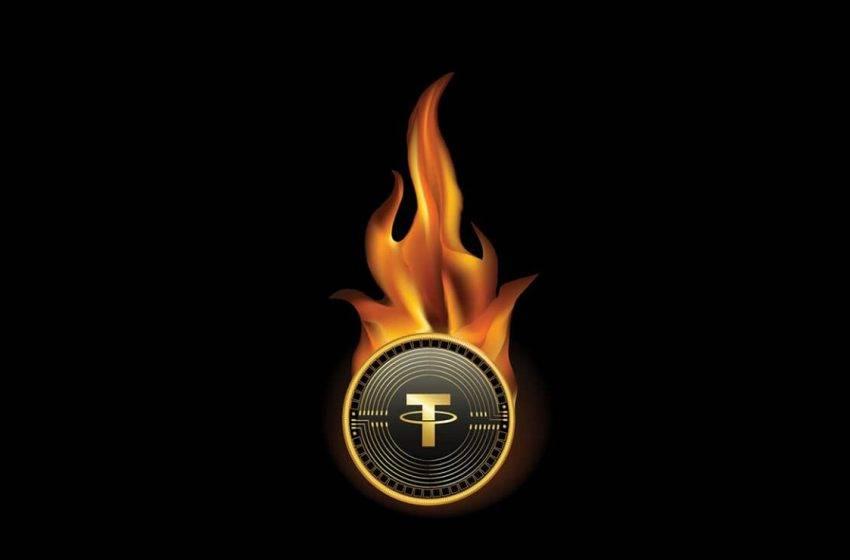 2 milyar dolar değerinde USDT yakıldı!