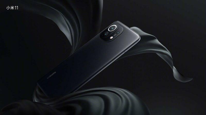 Xiaomi Mi 11 Lite tasarımı ortaya çıktı