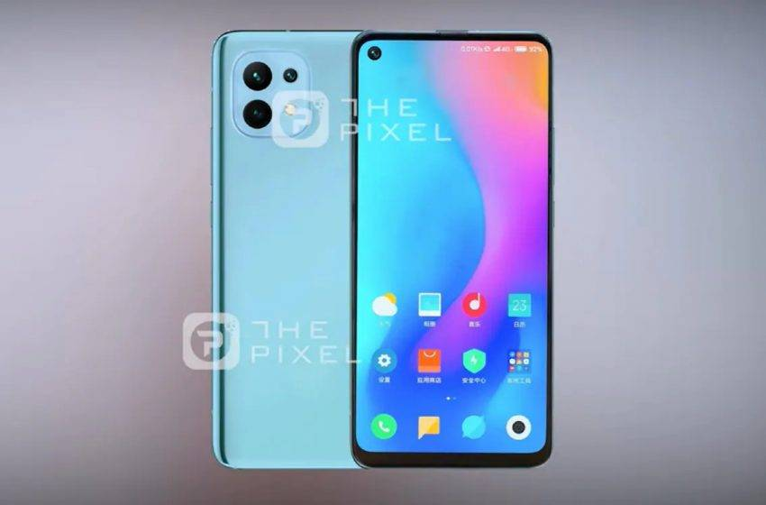 Xiaomi Mi 11 Lite sızıntıları ortaya çıktı