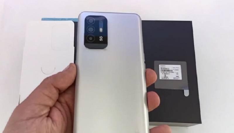 Oppo F19 Pro Plus 5G özellikleri ve tasarımı sızdırıldı