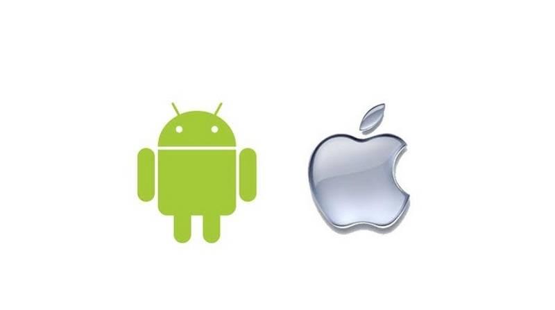 Android iOS'a göre daha çok veri topluyor!