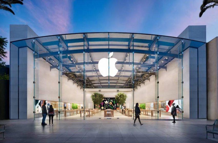 ABD'deki Apple Store'lar açıldı!