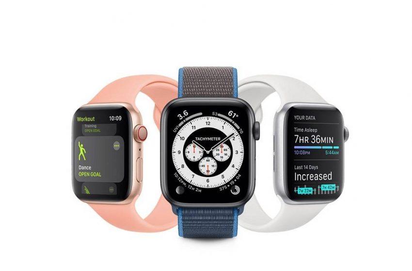 Dayanıklı Apple Watch karşımıza çıkabilir