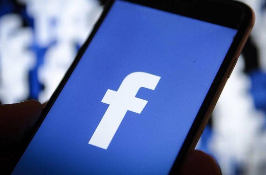 Facebook siyasi grup önerilerini kaldırıyor!