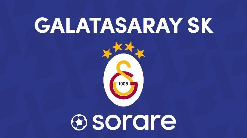 Galatasaray Sorare oyununa katıldı