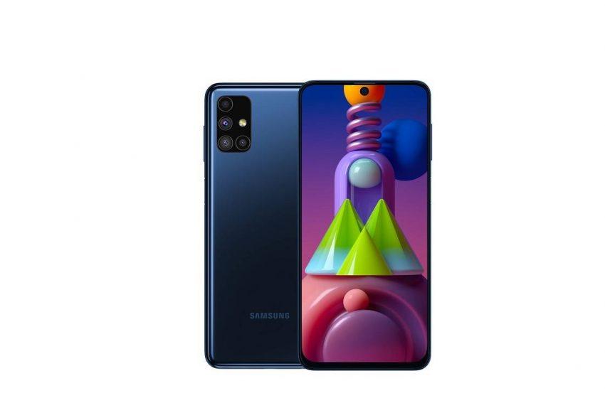 Samsung Galaxy M51 One UI 3.1 güncellemesi aldı
