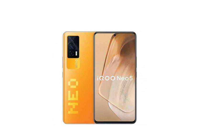 iQOO Neo5 tanıtıldı! İşte fiyatı ve özellikleri