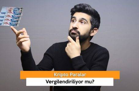Kripto Paralar Vergilendiriliyor mu? (VİDEO)
