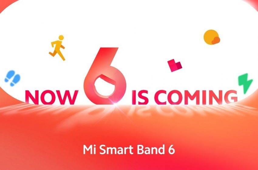 Xiaomi Mi Band 6 tanıtım tarihi ortaya çıktı!
