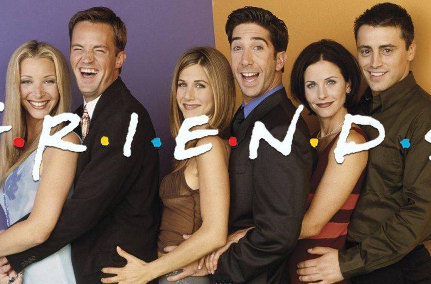 Netflix Friends dizisini yayınlayacak!