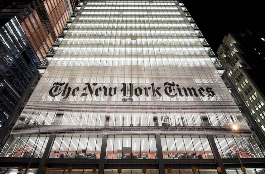 New York Times NFT satışı ile 569 bin dolar gelir elde etti!