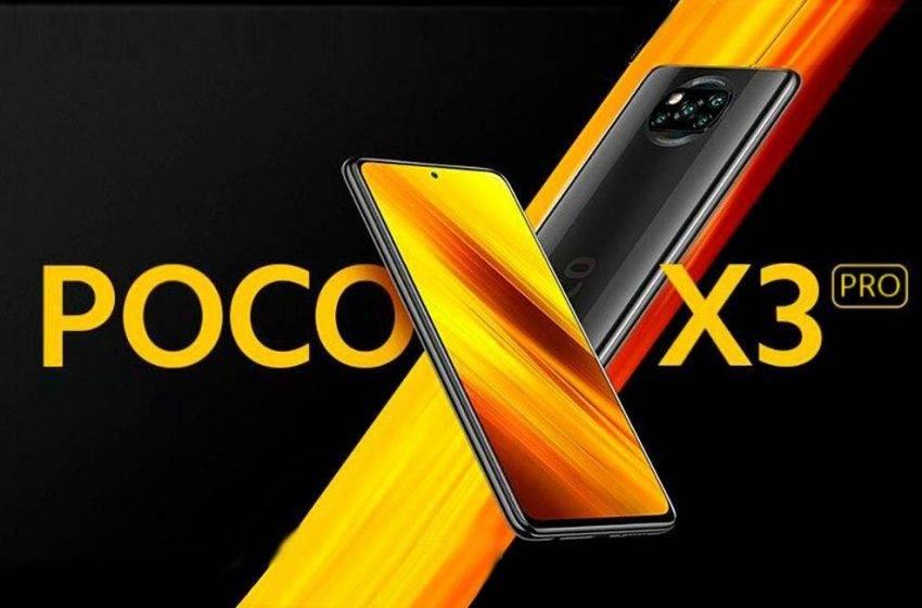 POCO X3 Pro tanıtım tarihi açıklandı