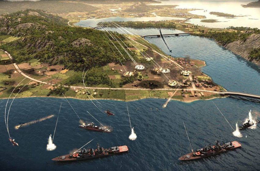 Epic Games ücretsiz oyun dağıtıyor! Wargame: Red Dragon