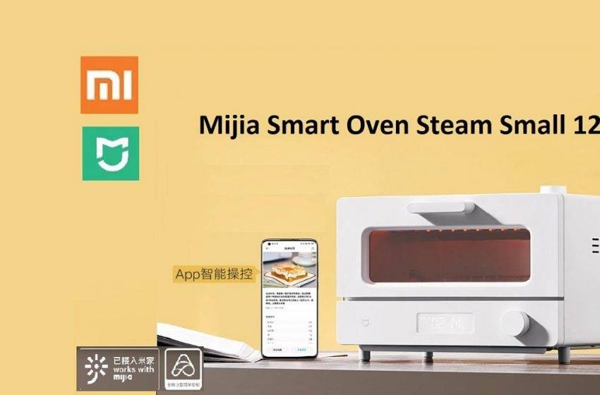 Xiaomi akıllı buharlı fırın üretti! İşte fiyatı