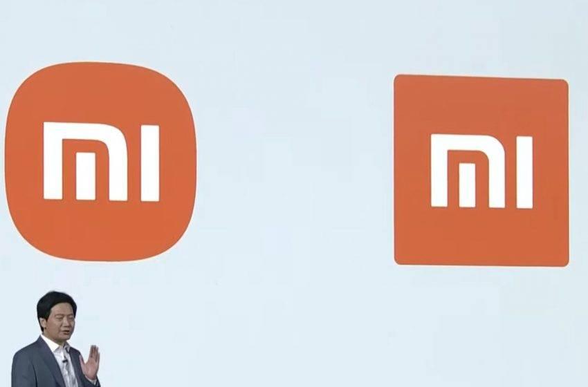 Xiaomi logosunu değiştirdi!