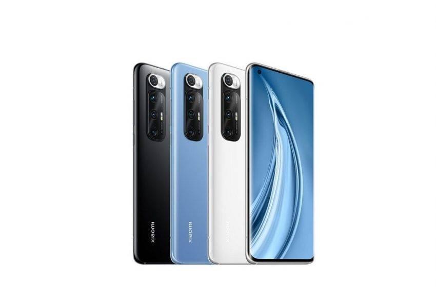Xiaomi Mi 10S tanıtıldı! İşte fiyatı