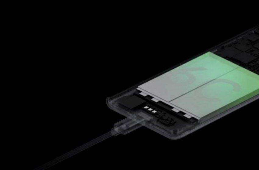 125W hızlı şarj destekli telefonlar geliyor!