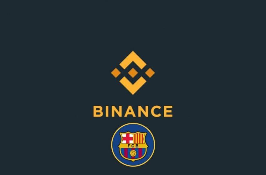 Barcelona taraftar token Binance'de listeleniyor!
