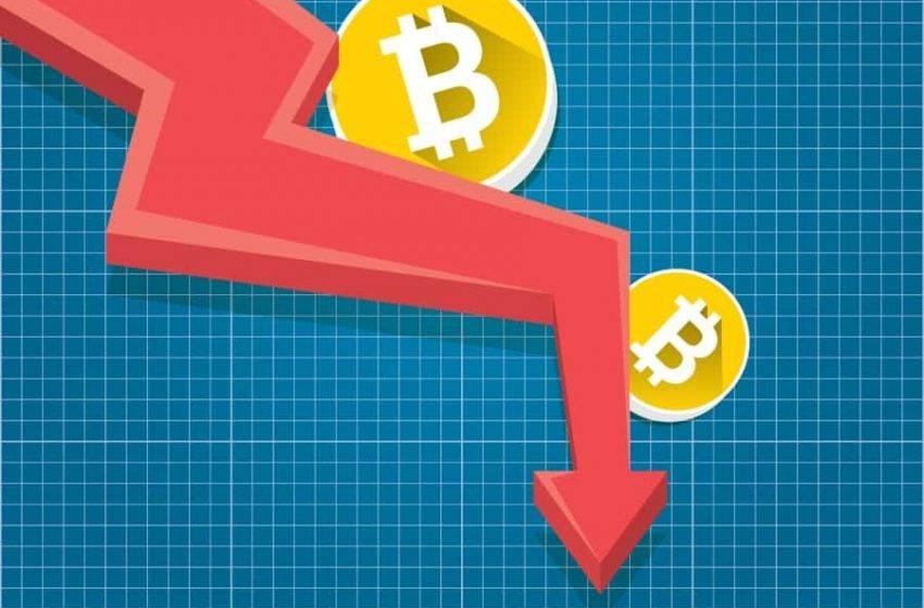 Bitcoin düşüşü yıktı geçti! Fiyat 50 bin doların altına indi