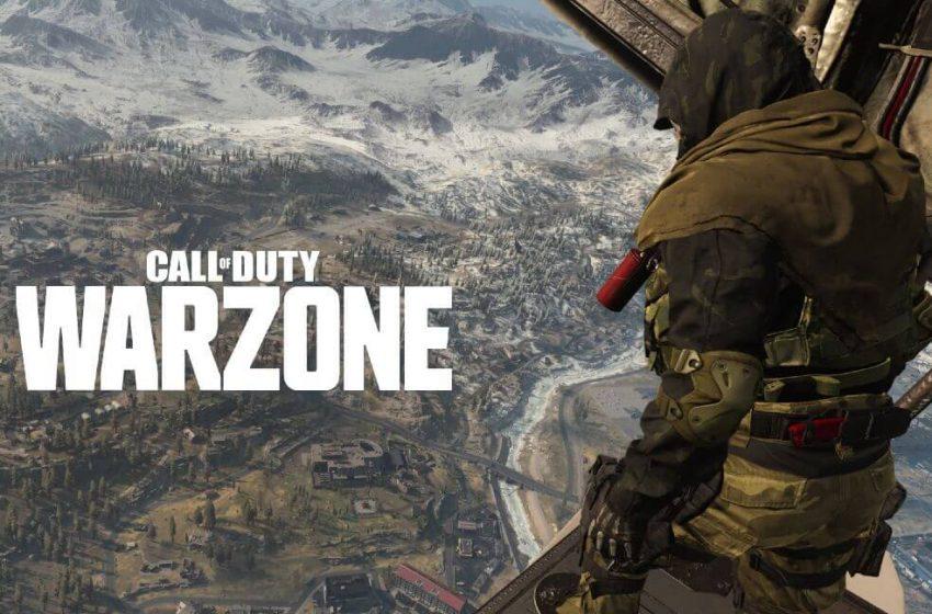 Call of Duty: Warzone rekor kırdı!
