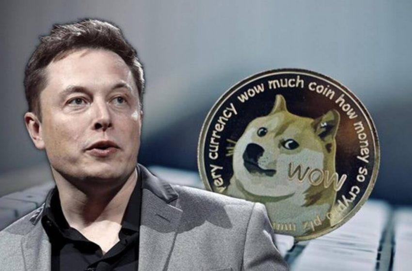 Elon Musk Dogecoin açıklamasıyla yine fiyatı yükseltti