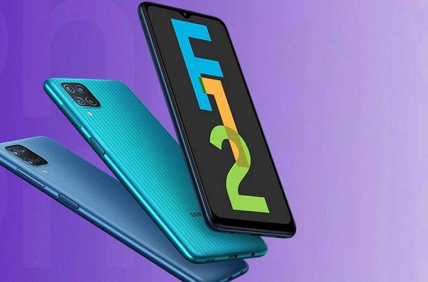 Samsung Galaxy F12 ve Galaxy F02 tanıtıldı! İşte fiyatları