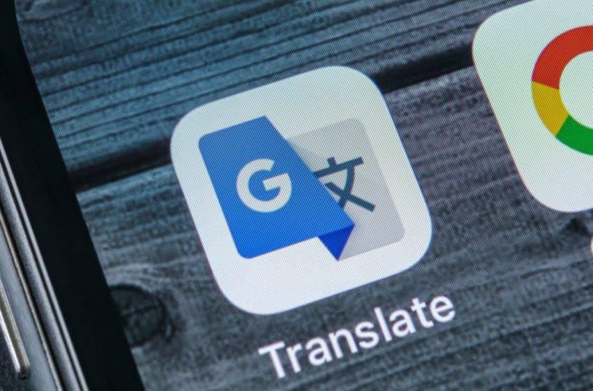 Google Çeviri 1 milyar indirmeyi aştı