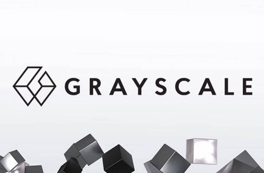 Grayscale LINK'i fona ekledi