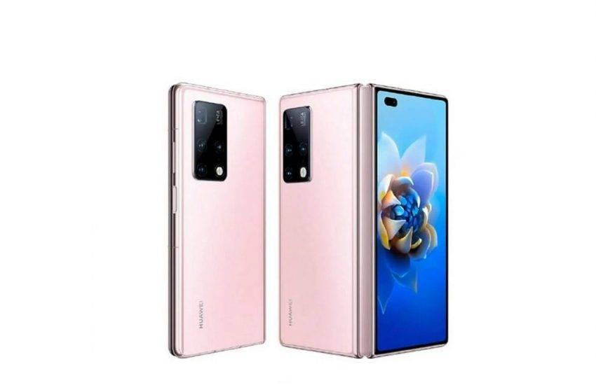 Huawei Mate X2 4G tanıtıldı! İşte özellikleri