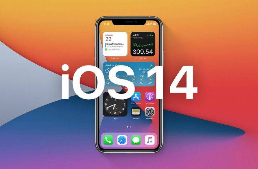 iOS 14 kullanım oranı rekor kırdı!