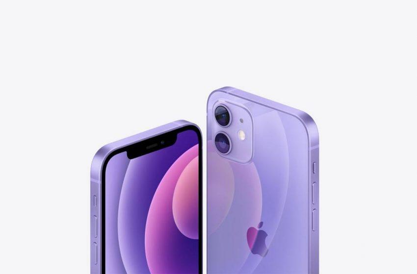 iPhone 12 yeni rengi duyuruldu!