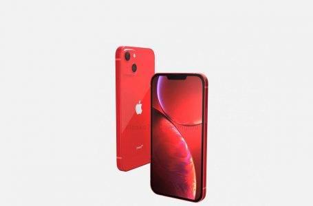 iPhone 13 tasarımı ortaya çıktı
