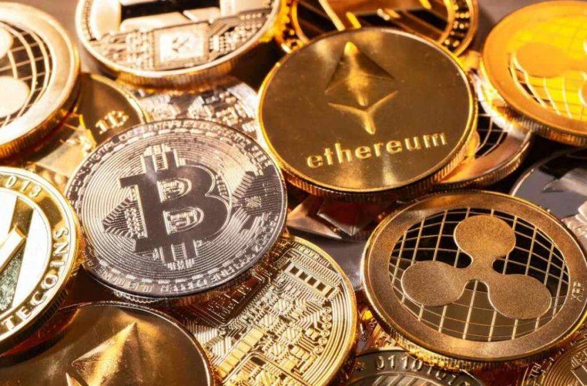 Kripto para piyasasının büyüklüğü 2.2 trilyon doları aştı