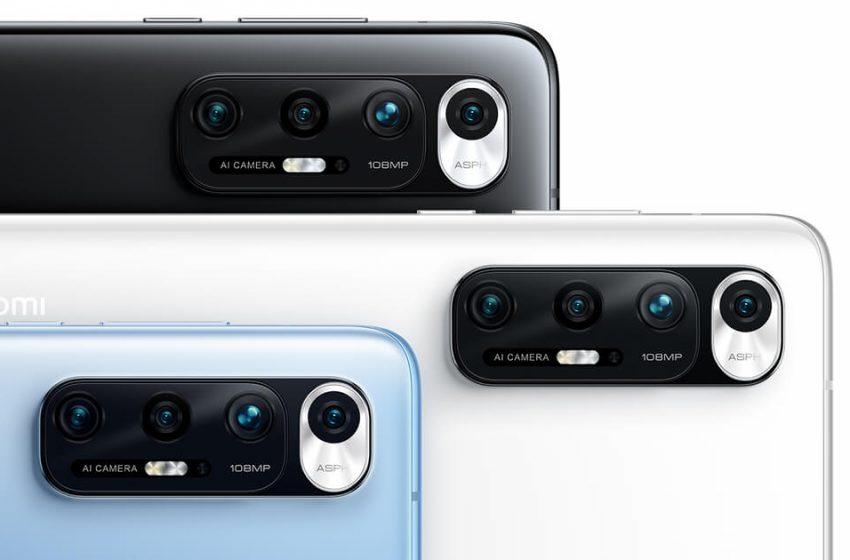 Xiaomi Snapdragon 870 destekli üç model duyuracak