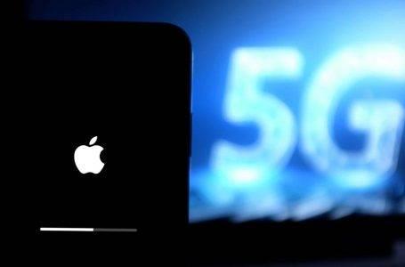 Apple 5G modemi için tarih verildi