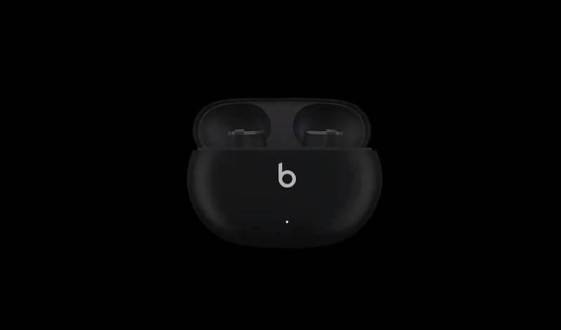 Beats Studio Buds tasarımı göründü!