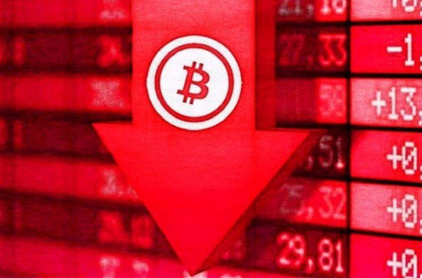 Bitcoin 32 bin dolara çakıldı!
